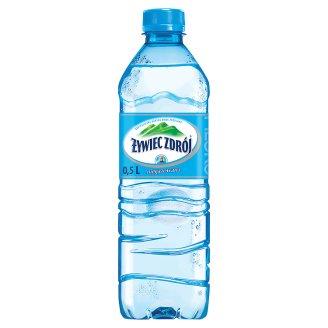 ile kalorii ma Żywiec zdrój woda niegazowana 0 5 l jestemfit pl
